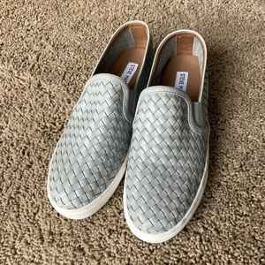 Steve Madden Willow Gray Shoes